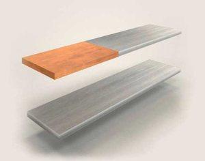 Пластина переходная АП (электротехническая) 70х4