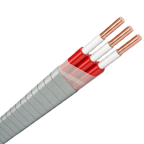 Нефтепогружной кабель 3x25 мм КПпфвБК-130 ГОСТ Р 51777-2001
